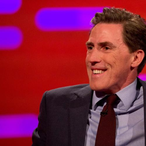The Charming Rob Brydon Gave Us A Good Laugh This Morning