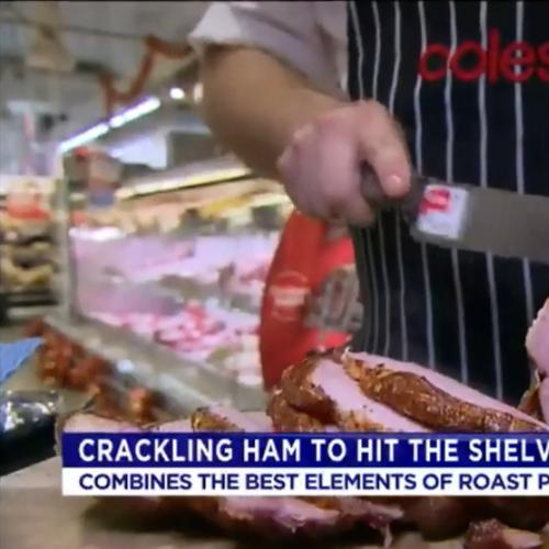 Crackling Ham Is Officially A Thing And We Are Drooling