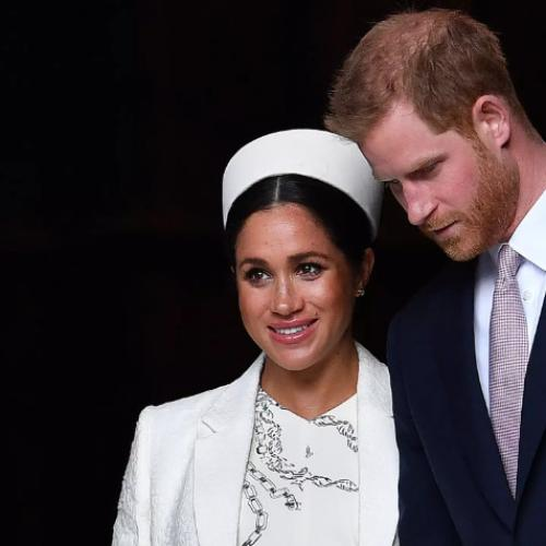 Meghan Markle's 2nd Baby Shower Will Be At Buckingham Palace