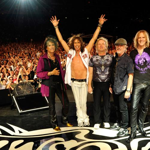Aerosmith To Receive Hollywood Walk Of Fame Star
