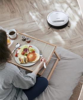 ALDI's Latest Special Buy Is A Smart Robotic Vacuum