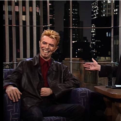 Conan O'Brien remembers the fun times with David Bowie