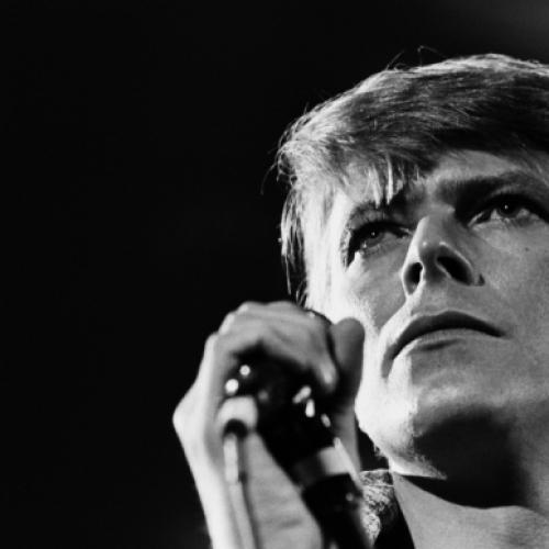 David Bowie Plays Australia For The First Time