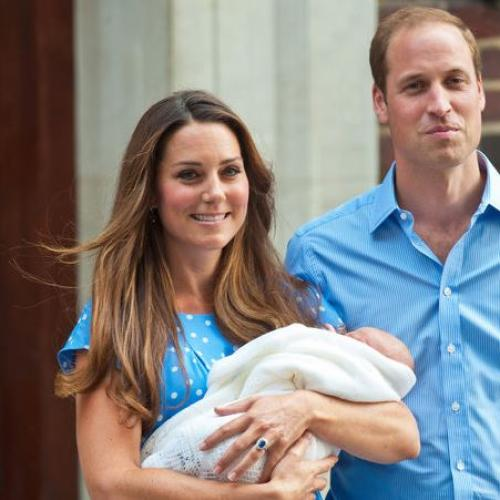 Kate Middleton In 'Early Stages Of Labour'