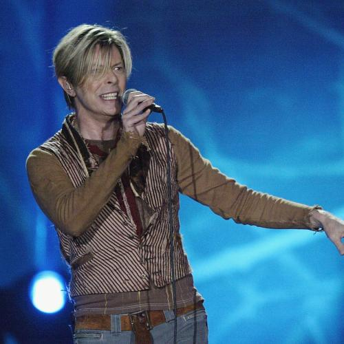David Bowie Late Night Tributes