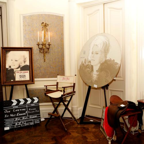 Can You Imagine What's On Offer At The Zsa Zsa Gabor Auction