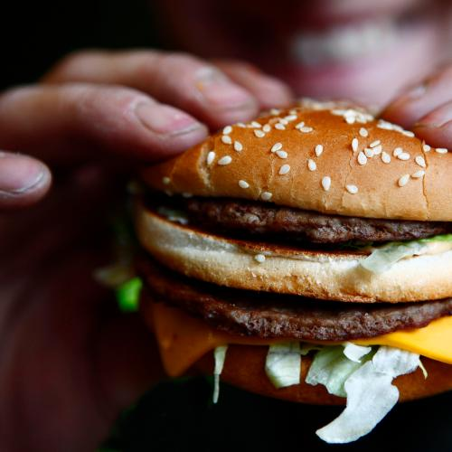 WATCH: Big Macs Are The Same Size As A Cheeseburger