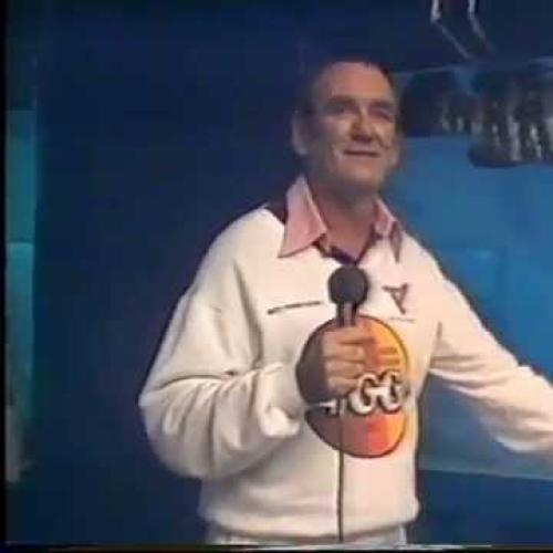 Laurel, Gary & Mark remember radio legend Bert Robertson