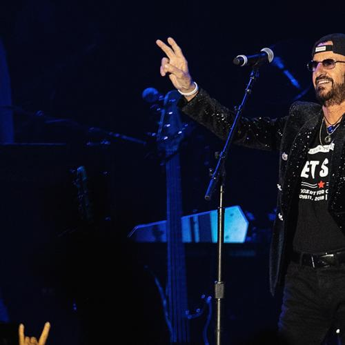 Ringo Starr Is Recording A New Album