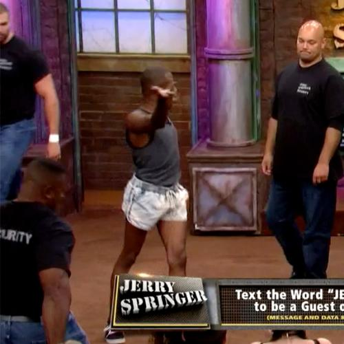 The Jerry Springer Show Has Stopped Making New Episodes