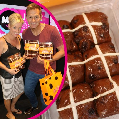 Aaah Yes PLEASE! FruChocs In Hot Cross Buns Released Today