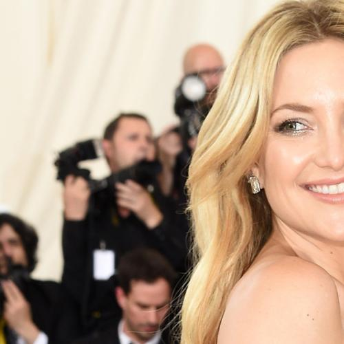 Kate Hudson Welcomes Baby Girl Into The World