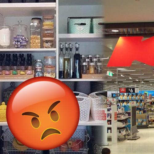 This Mum's Kmart Hack Has Got People Really Annoyed