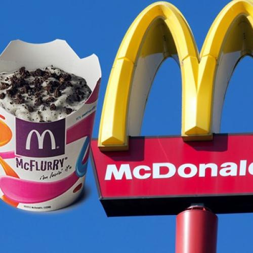 McDonald's Is Giving Away Free McFlurrys!