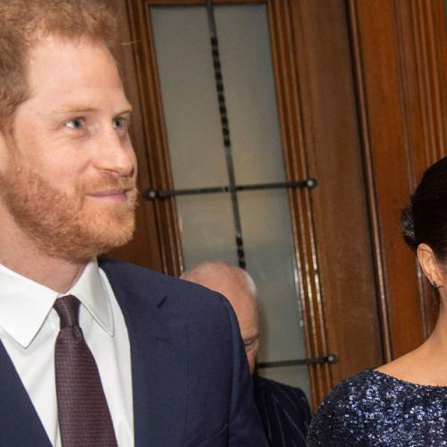 Meghan Markle Glitters In An Amazing Gown Worth Over $6000