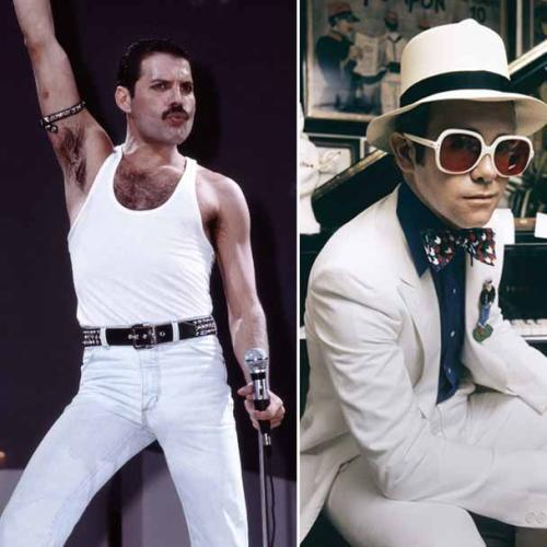 Freddie, Elton and Rod Floated The Idea Of A Supergroup