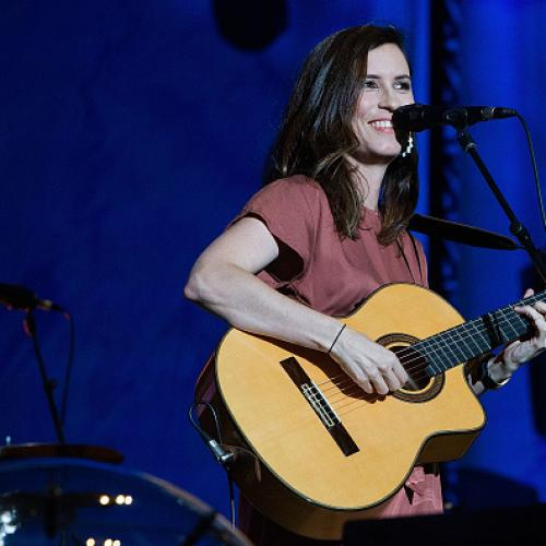 Missy Higgins Voices Her Desire For Change