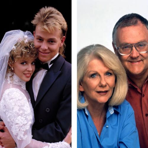 We Look Back At Our Fave Couples On Neighbours!