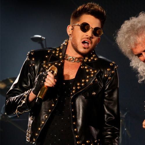 Queen + Adam Lambert Will Perform At The Oscars