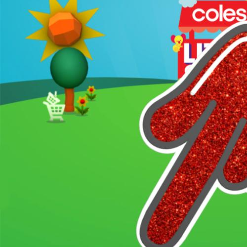 Coles Announces Rare 'Red Hand' Little Shop Collectable Item