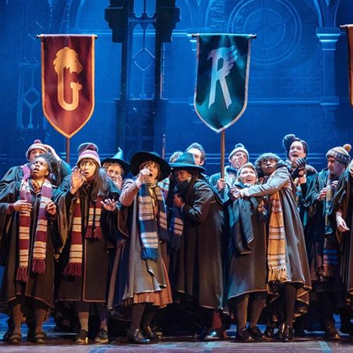 See The Full Cast For Harry Potter And The Cursed Child