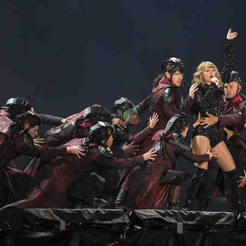 Taylor Swift Kicks Off Aussie Leg Of 'Reputation' Tour
