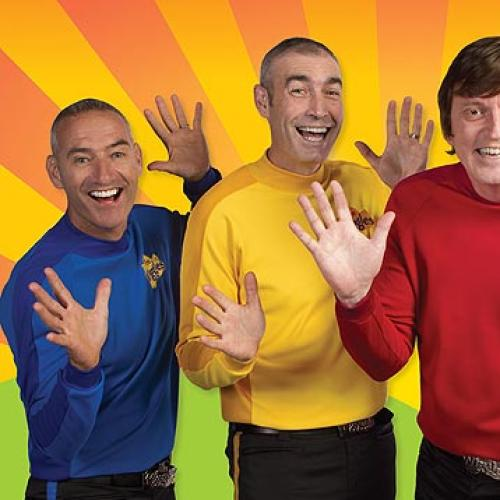 This Is What The Original Red Wiggle Murray Looks Like Now!