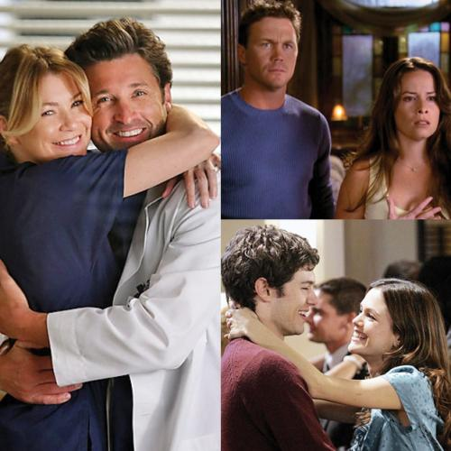 We Celebrate The Best Loved Up Tv Couples On Our Screens