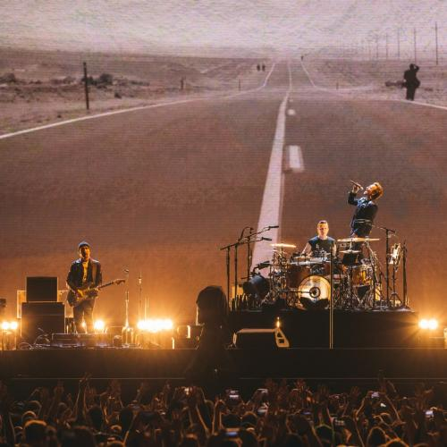 U2 Have Just Announced A Massive Australian Tour
