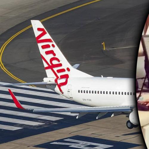 Virgin Australia Staffer Breaks Into Song, Wins Christmas