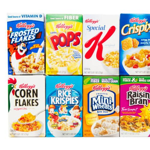 Laurel's Nostalgic Cereal Search!