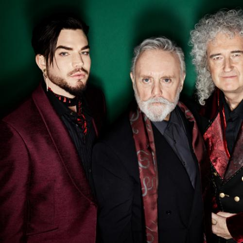 Queen Plus Adam Lambert - The Rhapsody Tour