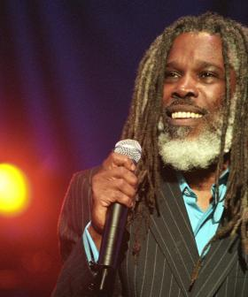Billy Ocean Is Still The COOLEST!