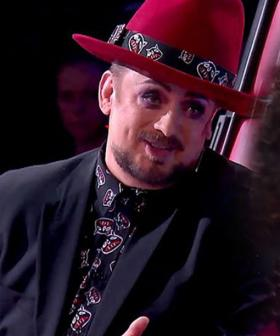 The Voice's Boy George Accuses Kelly Rowland Of Cheating
