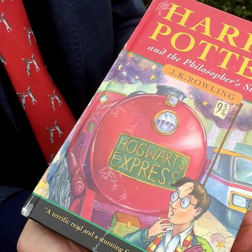 Rare Edition Of Harry Potter Could Be Worth Almost $50K