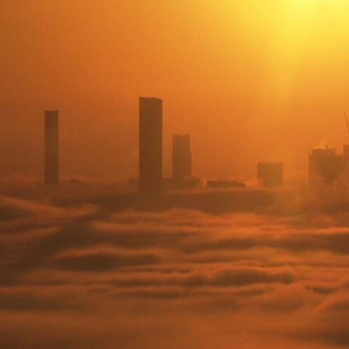 Incredible Brisbane Fog