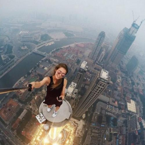 Is This The Most Dangerous Selfie Ever!?