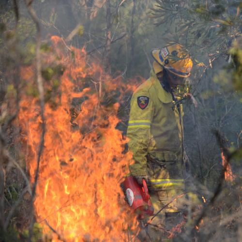 QLD's Challenging Fire Conditions Continue