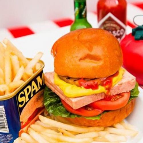 Sydney's 'Spam Burger' Has A Surprising Response