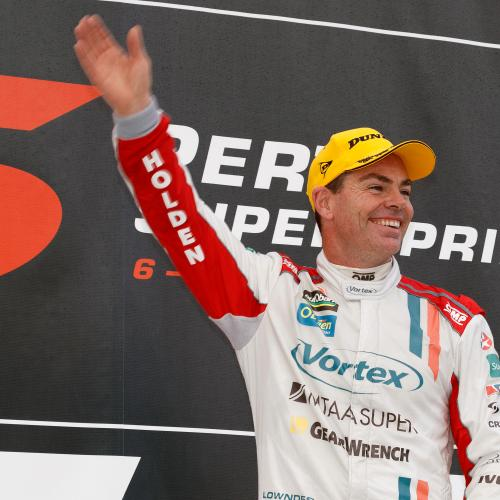 Bathurst's Extra Meaning For Craig Lowndes 10Yrs After Brock