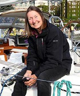 77-Year-Old Woman Becomes Oldest To Sail Solo Round World