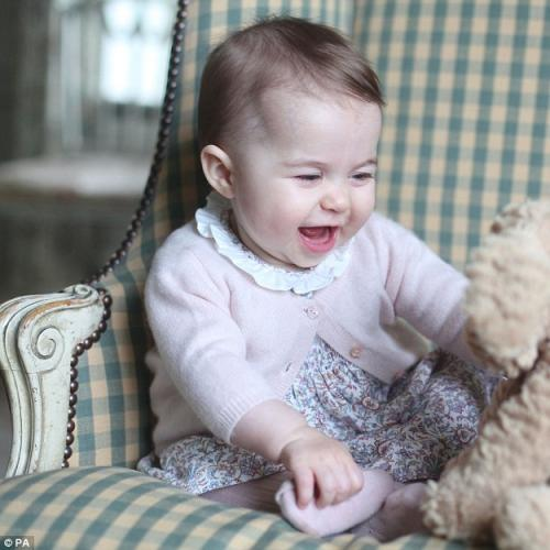 Princess Charlotte Has Flower Named After Her!