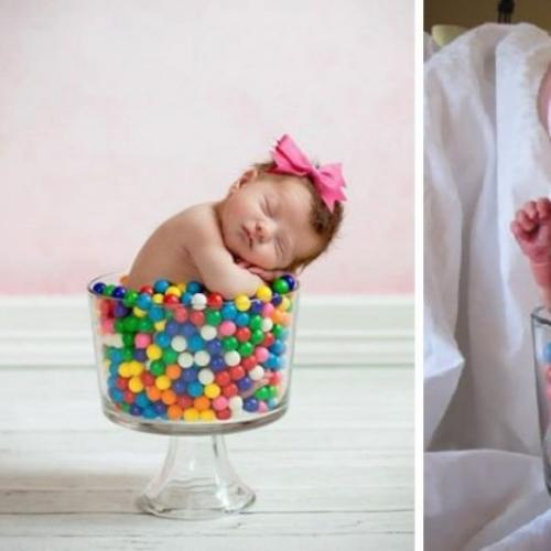 Too Cute: Hilarious Baby Photoshoot Fails