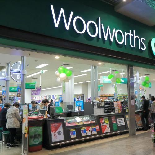 Woolworths Have Teamed Up With A Big Aussie Business
