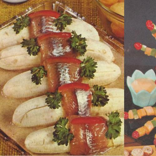 People Are Cooking Revolting Meals From This 70's Cookbook
