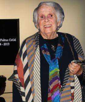 Margaret Fulton Farewelled In State Memorial Service In Sydney