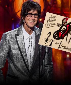 Ric Ocasek's Family Discovers His Final (And Poignant) Message