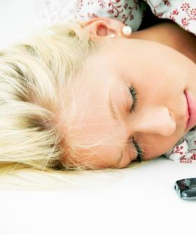 New Research Shows How Much Sleep We Are Losing EVERY NIGHT Thanks To Our Partners