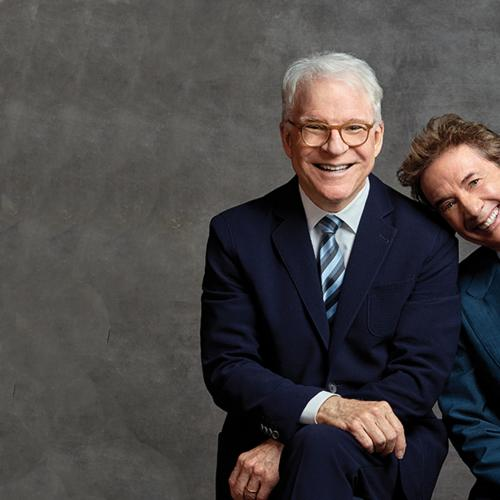 Steve Martin & Martin Short Gave Laurel, Gary & Mark a Call!