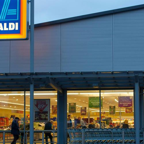 There's One Major Problem With Aldi!